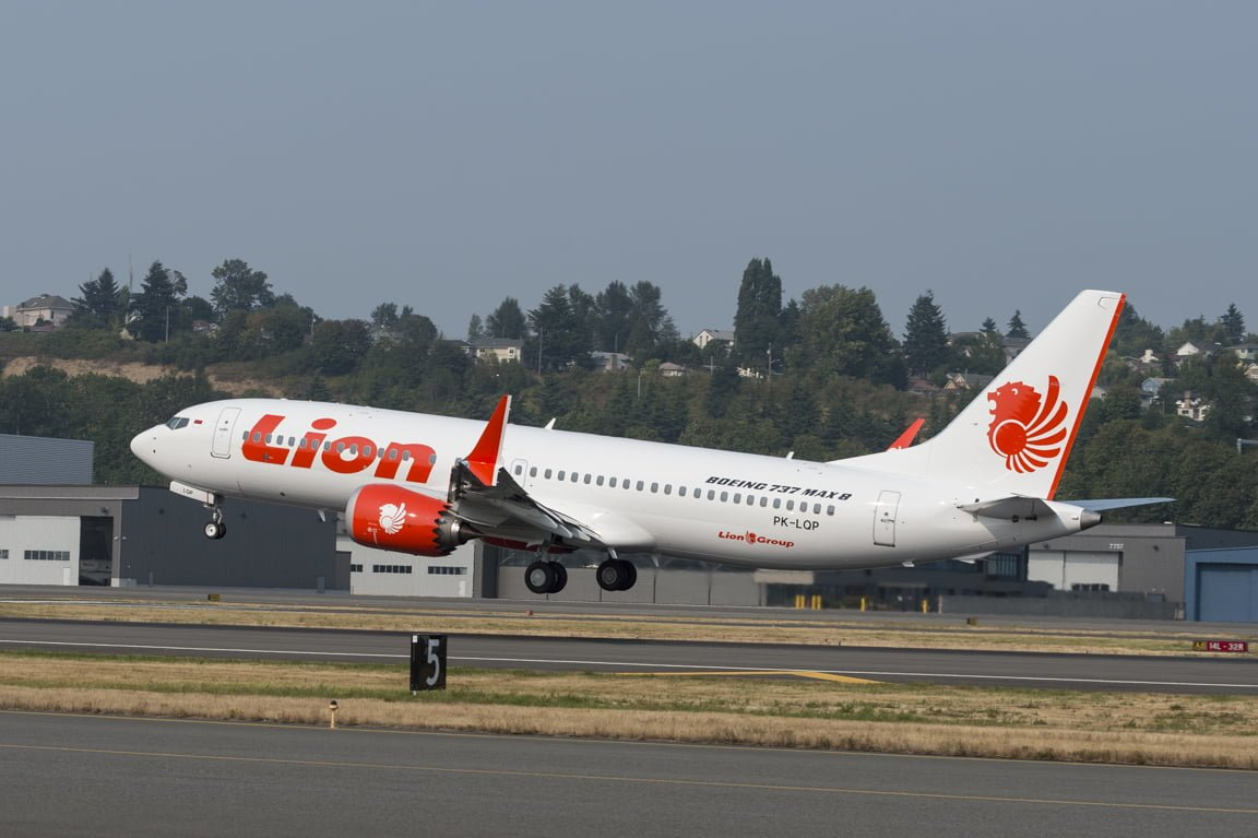 Lion Air JT-610